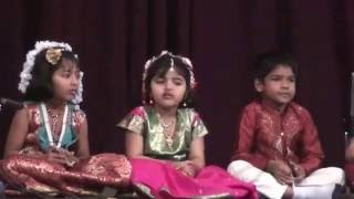 Jaya Jaya Devi Durga Devi - KIDS Song -One