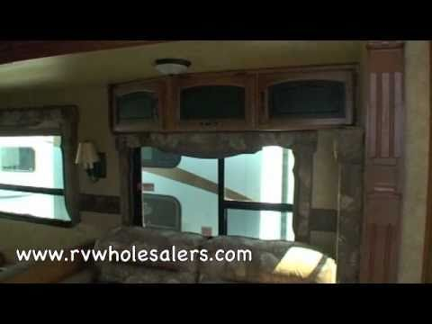 2011 Sandpiper 355QBQ Fifth Wheel Camper at RVWholesalers.com 025449