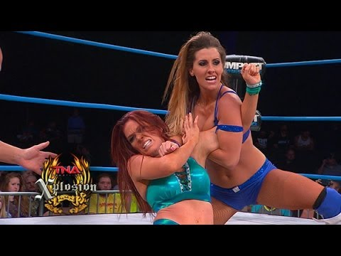 Xplosion Match: Brittany vs. Madison Rayne