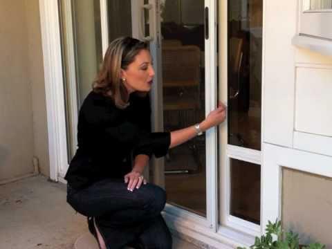 Bug Warden Blocks bugs from entering the patio pet door