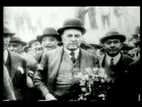 39 - La Primera presidencia de Yrigoyen (1916 - 1922)