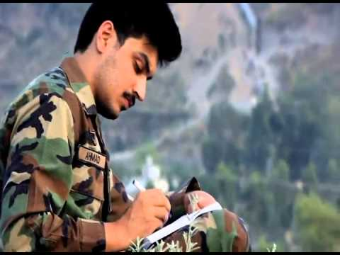 Pakistan Army Song by Atif Aslam - Zameen Jagti hai..