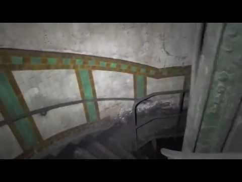 The Old London Underground Company - Brompton Road Underground Station - Raw Footage (Part One)