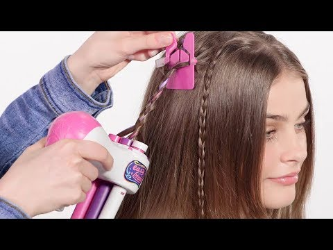 Character Cool   Easy Braids   Demonstration Video