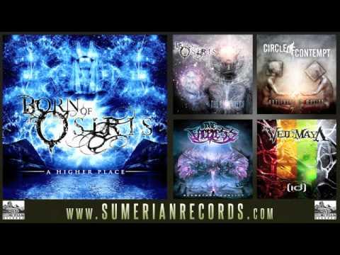 Born Of Osiris - Live Like Im Real