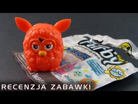 Furby z saszetki - polska recenzja zabawki - Furby Mash'ems