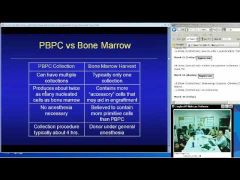 Bone Marrow Transplant (Doug Myers, MD)