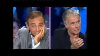 Franck Dubosc - On n'est pas couché 11 septembre 2010 #ONPC