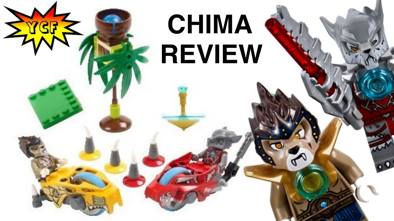 LEGO Chima 70113 CHI Battles Speedorz Set Review Legends of Chima ...