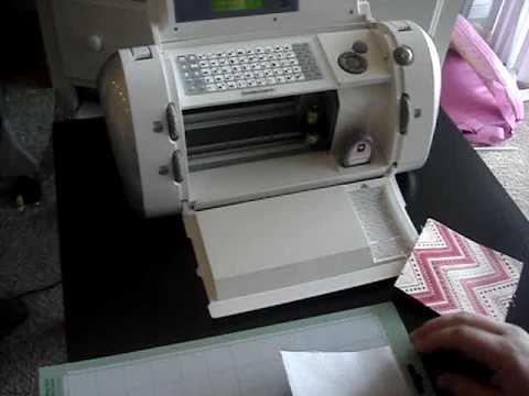Cut FABRIC with your CRICUT