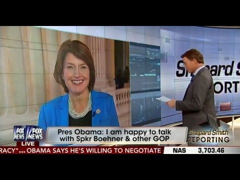 Cathy McMorris Rodgers talks negotiations & federal spending on FOX News