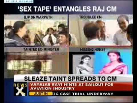 Sex Tape Entangles Rajasthan Cm Gehlot video
