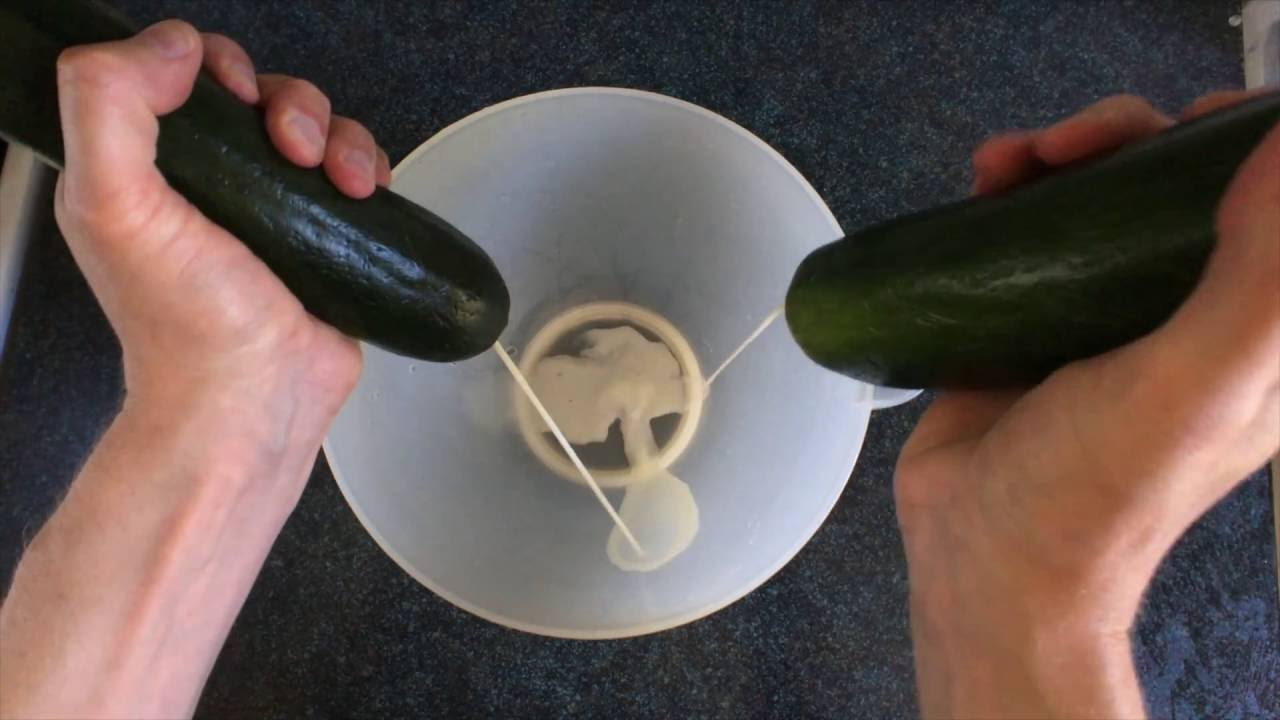 [You Suck At Cooking Zucchini Noodles] Video