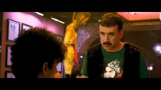 The Dictator - The Dictator Movie Official Clip: Restaurant