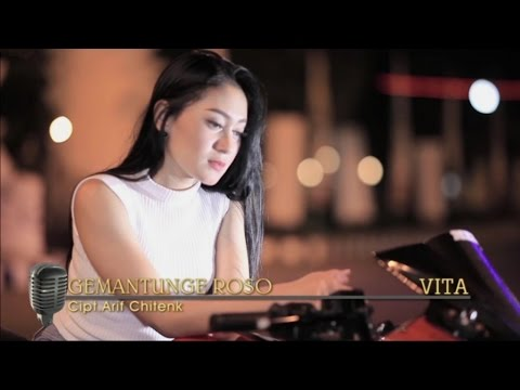 Vita Alvia - Gemantung Roso (Official Music Video)