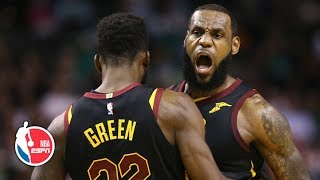 The best of Cavaliers vs. Celtics Game 7 of the 2018 NBA Eastern Conference finals | NBA Highlights