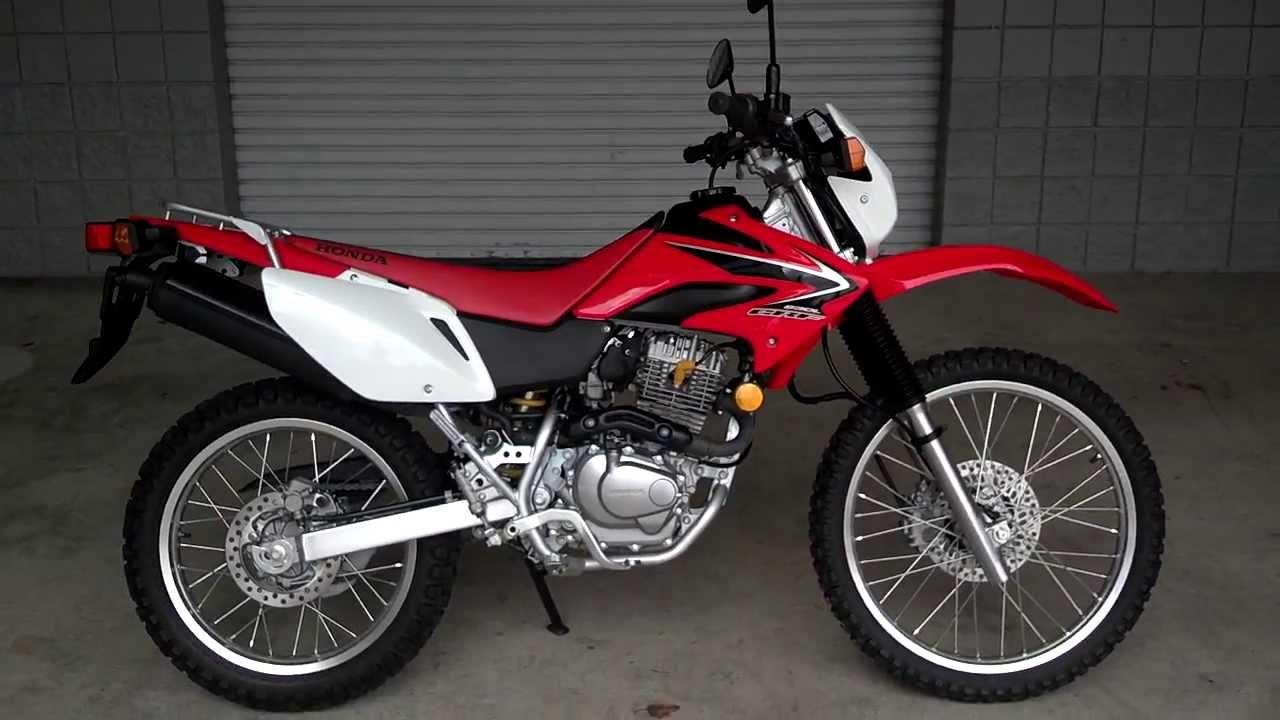 2008 Honda Crf230l For Sale at