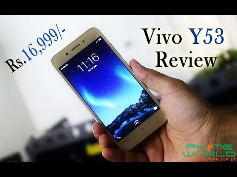 VIVO Y53 Full Video Review | Smartphone Reviews by Phoneworld