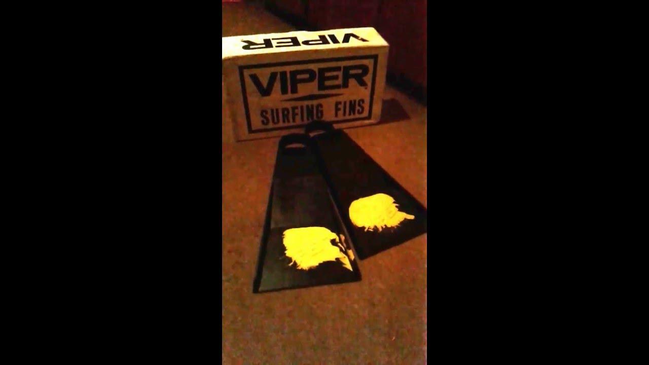 Fins Viper v5 Viper Surfing Fins