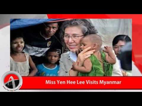 Rohingya daily news 22June 2016 in English broadcasting by Arakan Times Media Burma Myanmar