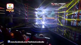 The Voice Cambodia - Live Show 2 - កុំឲ្យគេឈឺចាប់ដោយសារបង - សុខ ម៉ារិន