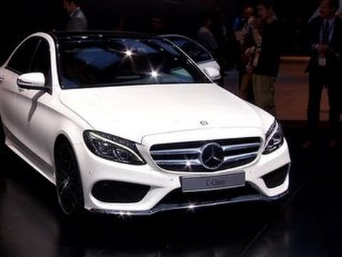 Car Tech - 2015 Mercedes-Benz C Class