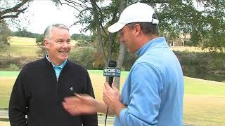 Escondido Golf & Lake Club CBS Austin News Clip   11.19.18