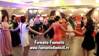 Formatia Fantastic - Moldoveneasca Nunta Live Bucuresti