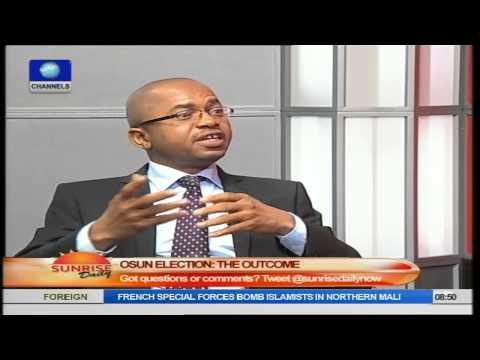 Osun Election: INEC Has Shown Improvement- Ezeala Part.2