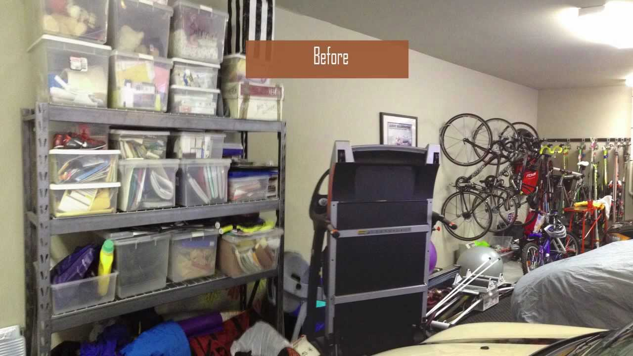 Garage makeover with ikea kitchen cabinets youtube