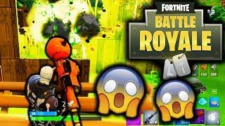 IMPOSSIBLE FORTNITE CHALLENGE!!! (Fortnite Battle Royale Solo Squads Challenge!)