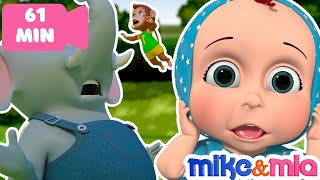 The More We Get Together | Let's Play together | Videos for Babies