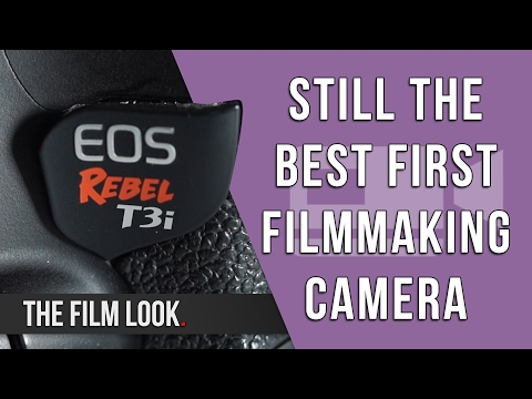 Still The Best First Camera to Buy   Canon T3i Review (6 Years On)   The Film Look