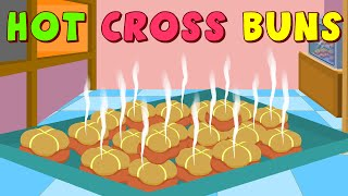 Hot Cross Buns Nursery Rhyme Ep - 42