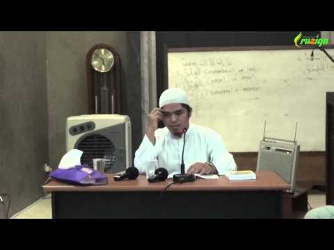 Ust. Muflih Safitra - Al Firqotun Najiyah (Meminta Hanya Kepada Allah)