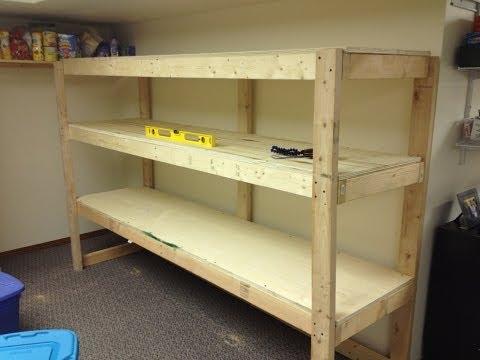 Wood Storage Shelves Plans Building Bunk Bed Plans Queen Over Queen