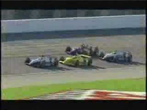 Indy Racing League 2001 Race 12 