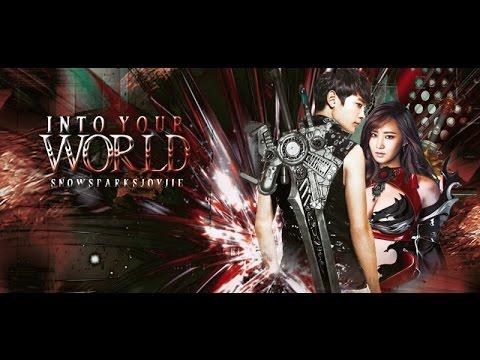 [Wattpad tagalog trailer] Into your world