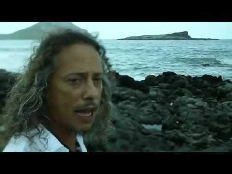 Photo shoot in hawaii kirk hammett video fanpop for Kirk hammett house