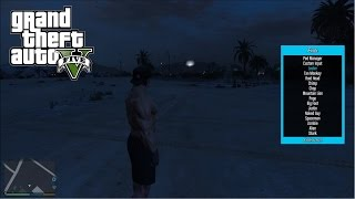 GTA V Endeavor Mod Menu Showcase