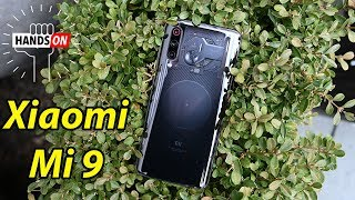 البطل الخارق - شاومي مي 9 || Xiaomi Mi 9