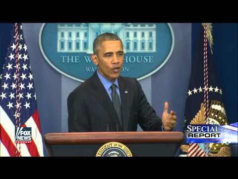 Obama vowed the US will destroy ISIS in end-of-year presser