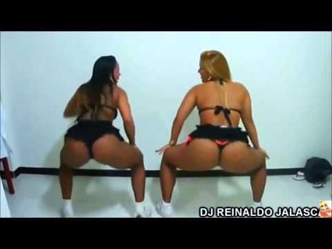 Mulher Nua Dançando Funk 2012 video