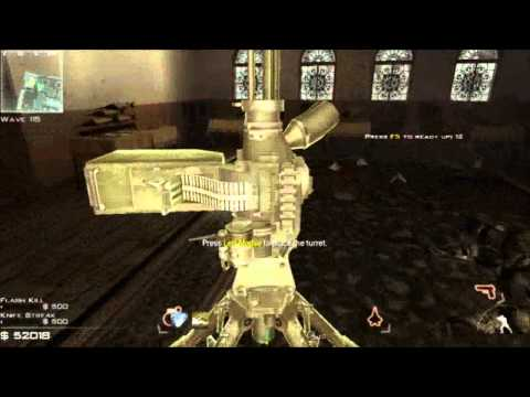 MW3 Survival: Seatown wave 117 strategy (team WR)