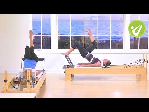Pilates Balanced Reformer Workout - Meredith Rogers