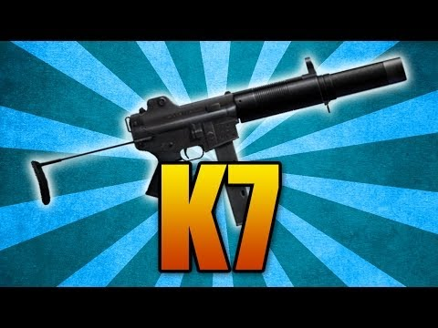 Ghosts Gun Guide: K7 Breakdown Review (3 Minute Weapon and Best Class Setup Guide)