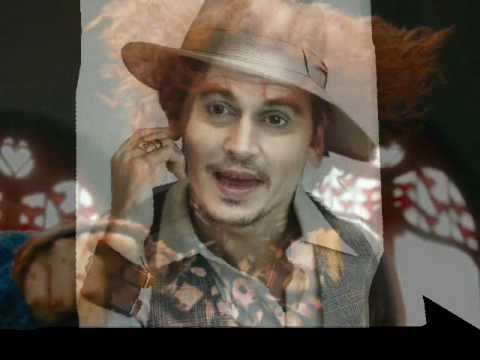 Evolution: Johnny Depp_Morphing
