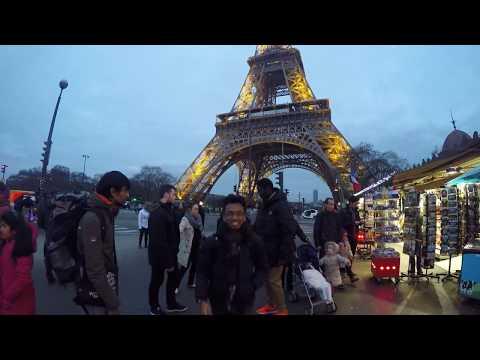 London to Paris   Travel Vlog