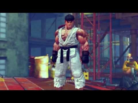 SUPER STREET FIGHTER 4 AE [PC MOD] - CLASSIC RYU 2K HI-RES