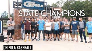 State Champions Chipola Baseball 2018!
